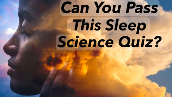 How well do you know your sleep?