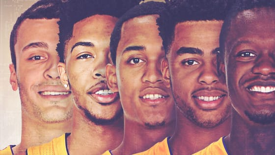 Use the list below to rank your favorite LA Lakers players! http://tinyurl.com/zz2yj6r