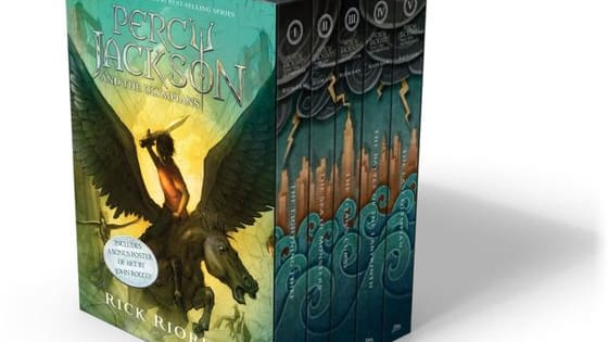 Which of Rick Riordan's well-known books centered on mythology is the best? You decide!