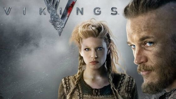The Vikings TV Drama,  The Characters and the Actors that play them.
