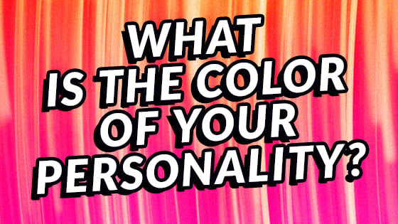 Your instinctive color preferences will reveal the deepest parts of your personality.