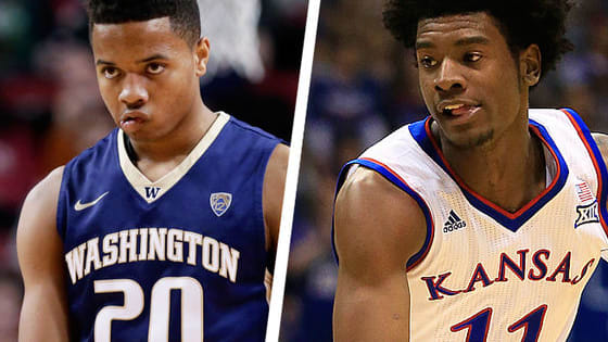 With March Madness and the NBA Draft right around the corner, let us know what you think of this year's biggest prospects.