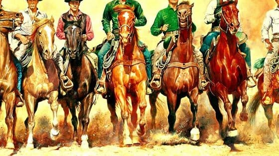 Do you want to know which gunman from the Magnificent Seven are you most alike? Take the test and find out! You can pick one answer to each question.