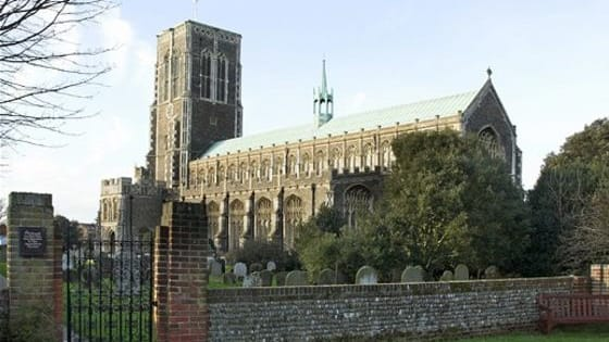 Should the Church of England encourage its followers to vote?