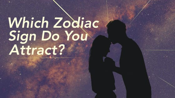Do you attract a fiery Aries? Or an emotional Pisces?