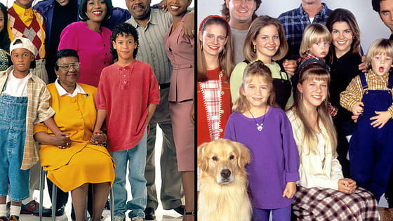 It's holiday season, so which classic TV family should you spend some quality downtime with?