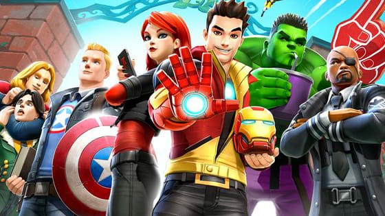 Test your knowledge of the avengers academy mobile game