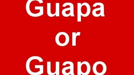 Put your Spanish skills to the test right here!!