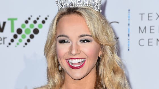 Miss America is this Sunday in Atlantic City. Do you think you have what it takes to be crowned the next Miss America?