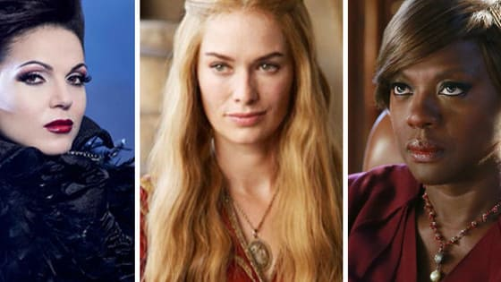 We all have a hint of evil within us. But which TV villain is your inner malevolence most like?