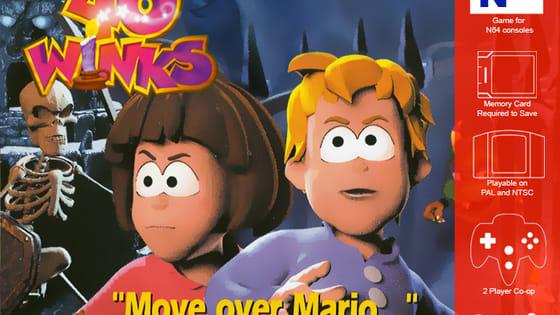 """""""Move over Mario..."""" - Nintendo Official Magazine"""
