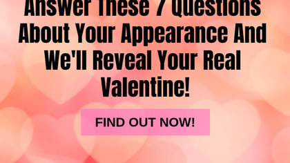 Who will be your 2019 Valentine?