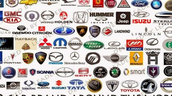 Test your knowledge of the automotive world by guessing which car company owns these iconic logos and slogans!
