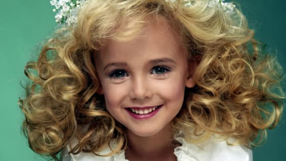The child beauty queen was abducted and murdered twenty years ago. The case remains unsolved