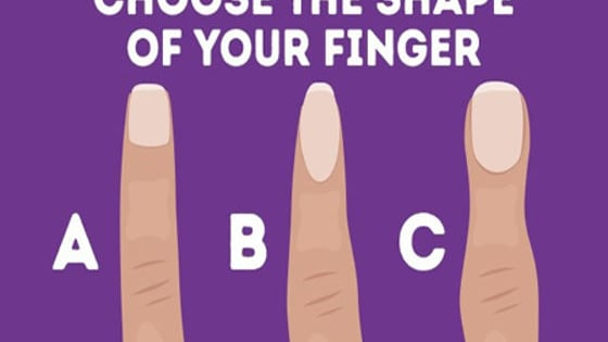 you may know that you can find out more about people by just looking at their hands, but what about the fingers, it turns our you can find even more by looking at the fingers of a person. we bring you the info about fingers here. Have a look!