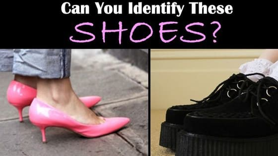 Most women claim to love shoes, but do you really know your fancy footwear?