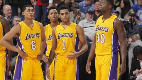 Quizz for a true NBA, especially Lakers, fan. Try put your knowledge of players' background.