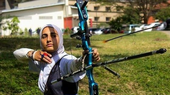 Forget Katniss Everdeen or Merida from Brave, Shehzana Anwar is the real hero when it comes to archery. Here to shoot her way to stardom, she is representing Kenya in recurve archery in Rio Olympics kicking off today.