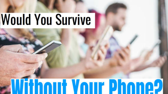 Smartphones give us access to a world of information but many wonder if we are too dependant on them. This quiz will determine if your phone addiction has reached the point where you simply wouldn't survive without it.