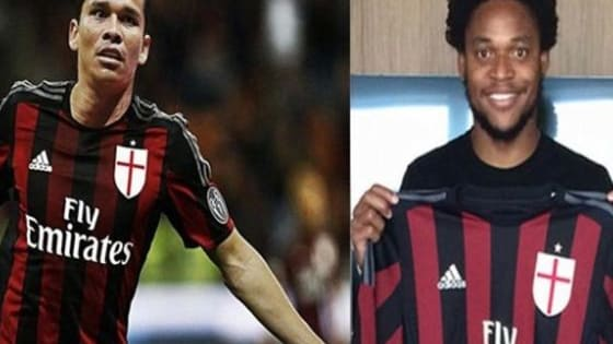 Kuiz nga AC Milan Shqip - Sa i njihni blerjet e reja të Milanit (Andrea Bertolacci, Luiz Adriano, Carlos Bacca, Jose Mauri)?