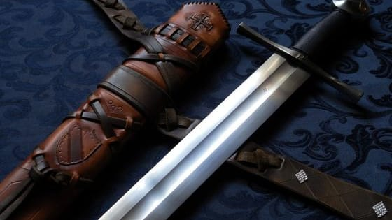 Many weapons have been created over time but for many, medieval weapons are their favorite. What's yours? (You must answer these questions truthfully and not what you wish was true!)