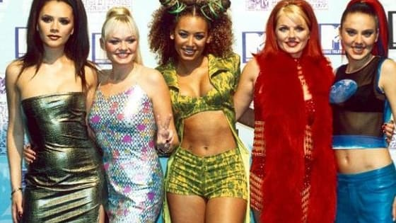 Which member spiced up your life in the nineties?