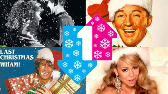 Can you jingle all the way to a high score in our festive quiz on all things charty at Christmas?