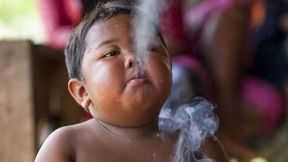 Find out more here about how the viral smoking toddler of days gone by has kicked the habit at last. Then, learn about the uniquely significant challenges Indonesians face in doing the same as part one one of the world's largest tobacco producers and least regulated countries.