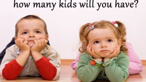 Will you have a bunch of kids? Haha. You don't know, do you? I guess not. Well, can we give you an educated guess? 9 questions away to find out! -------For More Visit Our Amazing Website www.TheQuizMania.com & Please be sure to like us on FACEBOOK --- www.facebook.com/TheQuizMania!!