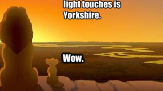 In celebration of Yorkshire Day on 1st August take our quiz to find out just how Yorkshire you really are.
