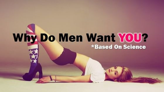The 5 types of women men want according to research.
