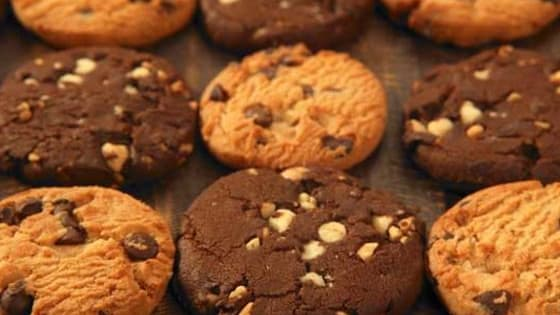 Ever wonder what type of cookie you were? Probably not but take this quiz to find out!