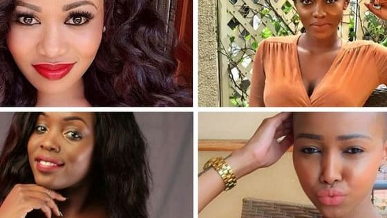 Choose the Kenyan hottest socialite