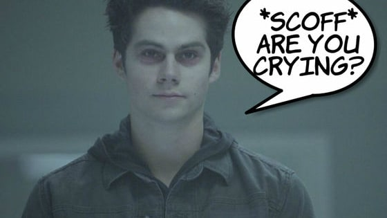 Which Teen Wolf moment was really a tearjerker for you?