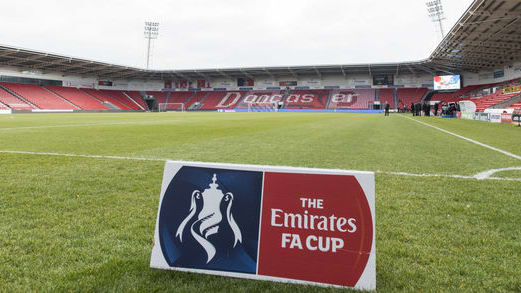 FA Cup fifth round, Sunday, February 17, 2019