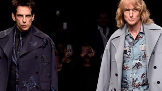 Zoolander and Hansel made a surprise appearance at Paris Fashion Week and walked the runway as if they'd never left it, but....Who walked it better?