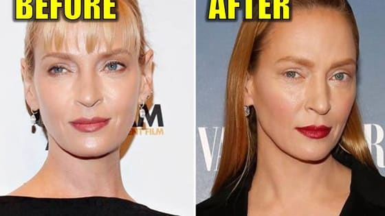 Ageing? Plastic surgery? Never mind- do you like it?