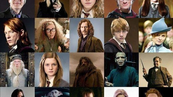 There are over 700 characters in the HP Universe... can we figure out your favorite?
