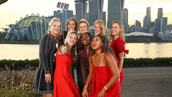Test your knowledge on the history of the season-ending WTA Finals