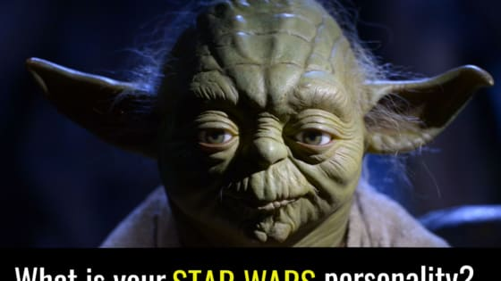 Take this personality assessment test that measures how you perceive the world and make decisions, and find which Star Wars character and personality type you match up with!