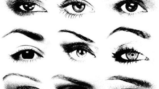 Every eyebrow has a personality. If you were an eyebrow, which shape would you be?