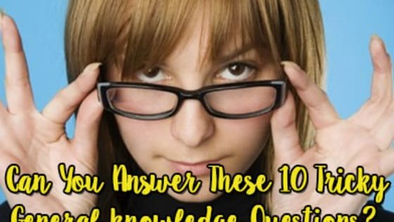 Can you score points with your general knowledge? Find out now!