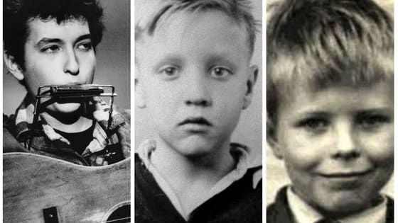 Who knew they all started out so cute and innocent?