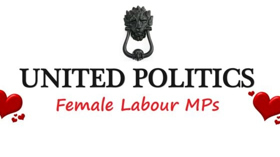 Please share and vote to find out who is the hottest female Labour MP!  If you think there is a dishy MP left off the list please comment to have them added in!  Deadline for this poll is Friday 2nd September 2016.