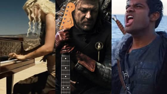 "Here are some of our favorite ""Game of Thrones"" theme song covers to get you the harsh winter between GoT episodes. Tell us your favorite in the comments!"