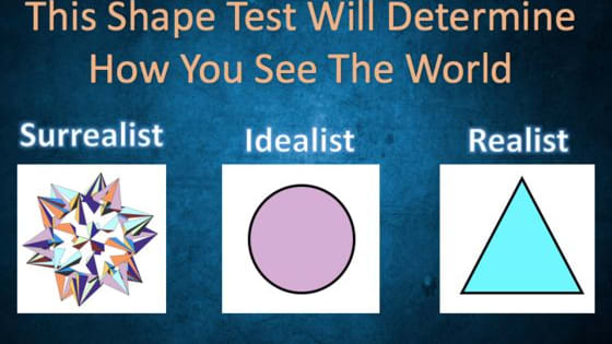 Are you a realist, idealist, or surrealist. . .