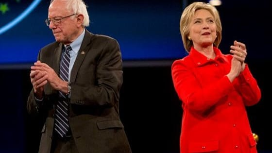 Many people can only imagine how the 2016 race to the White House would change if Hillary made Bernie her VP. Read here to see Hillary and Bernie's hypothetical conversation.