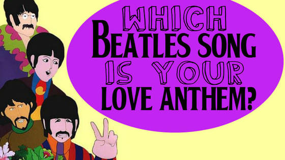 The fab four was on to something! All you need is love! Tune in and open your heart!