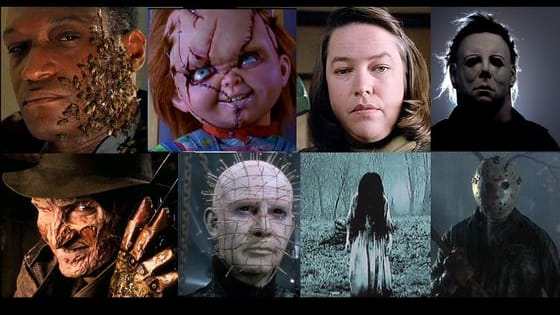 Which of these 8 iconic horror villains are you? Click to find out...