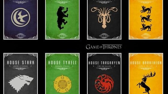 Everyone needs a bit of guidance, so why not take it from Westeros?